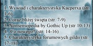 """Pierwszy nr. forumowej gazetki """"Prorok"""" wydany"""