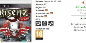 Kolejne przesunięcie premiery Risen 2 na konsole?