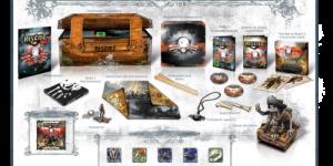 Edycja Kolekcjonerska do wydania na Xbox360/PS3