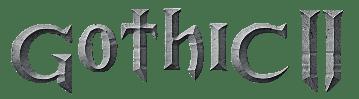 źródło:http://drmprod.deviantart.com/art/Gothic-II-Logo-270561084
