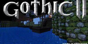 Gothic 2 w świecie Minercraft