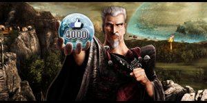 4000 polubień na Facebooku!