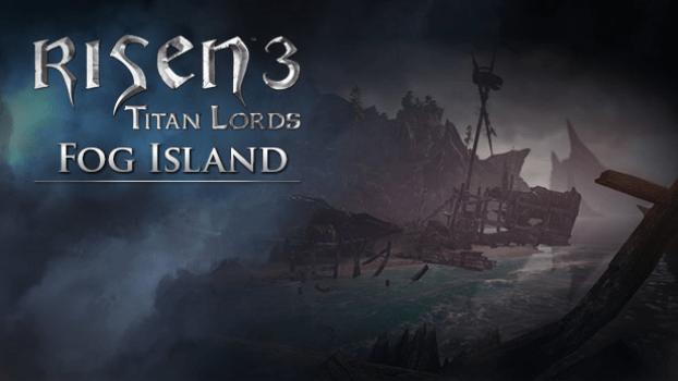 wyspa mgieł logo