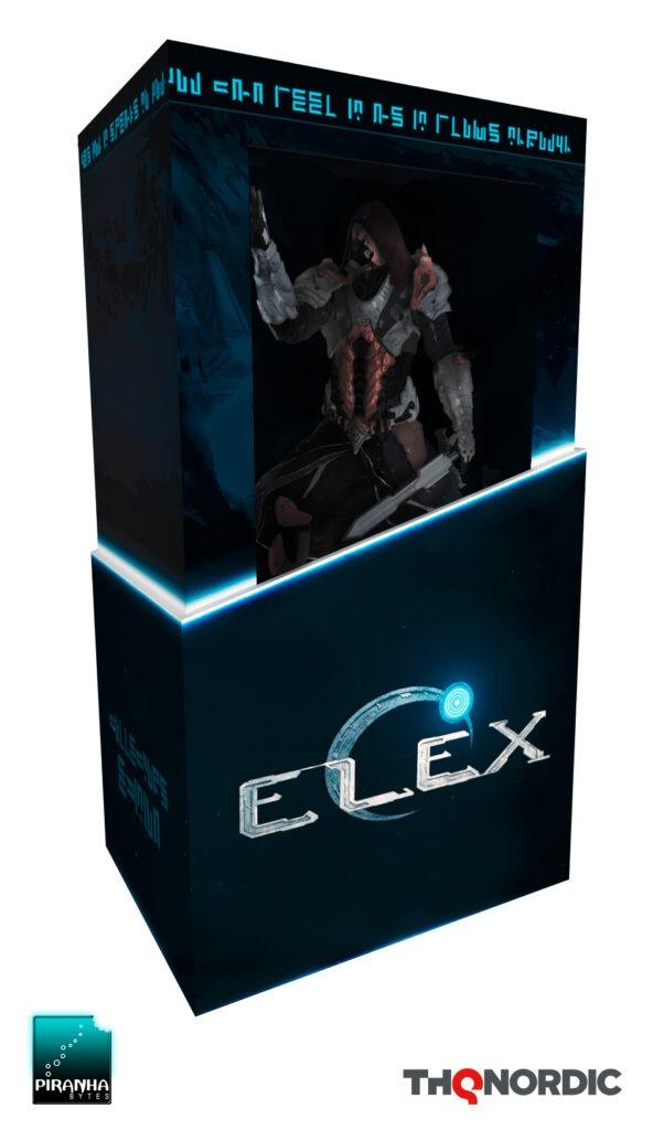 Pudło zbiorcze ELEX