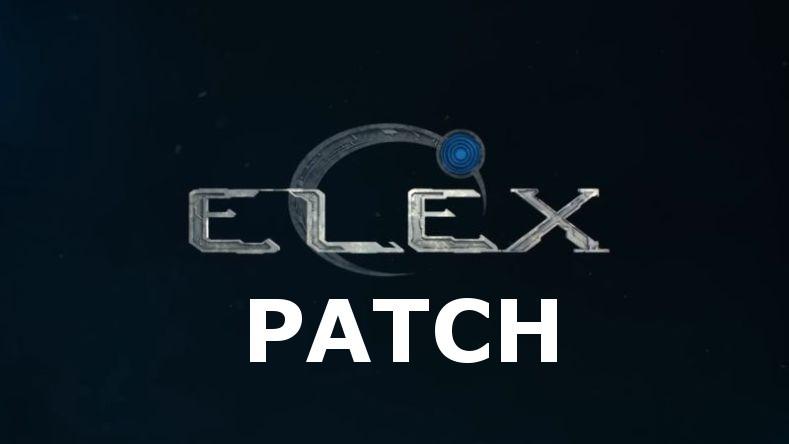 ELEX PATCH